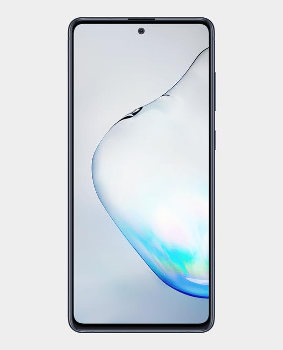Galaxy Note10 Lite Aura black Price in Qatar