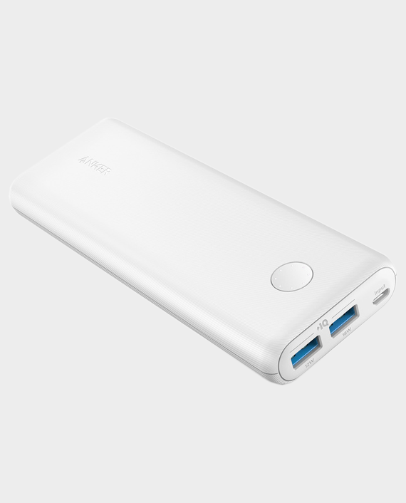 Anker PowerCore II 20000 White in Qatar