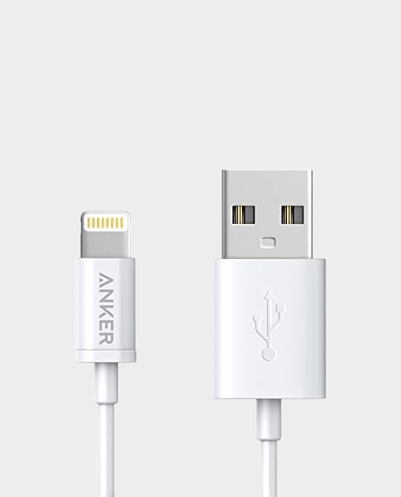 Anker Premium 3ft Lightning to USB Cable in Qatar