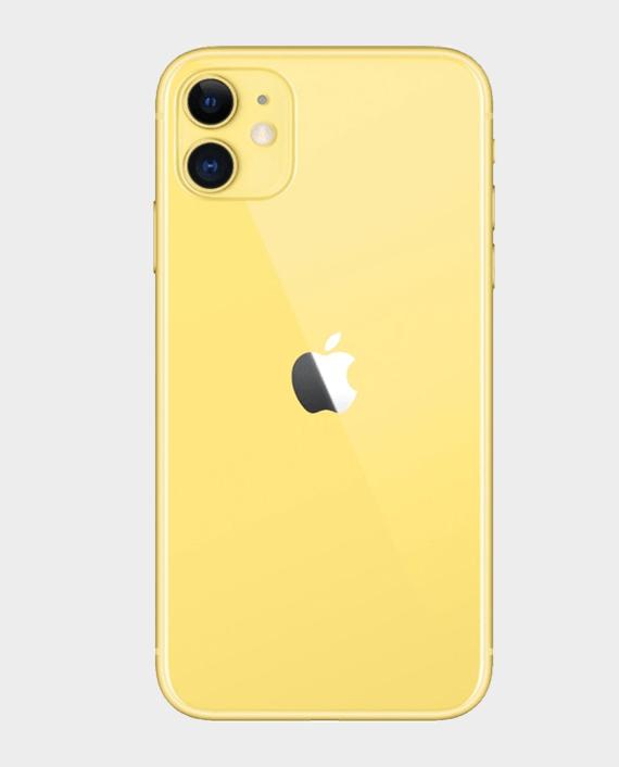 Apple iPhone 11 256GB Yellow in Qatar