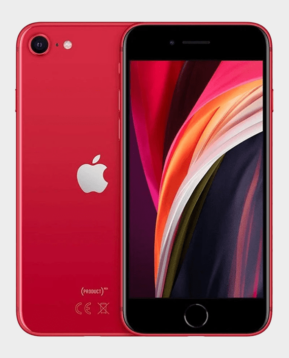 Apple iPhone SE 2020 256GB Red in Qatar