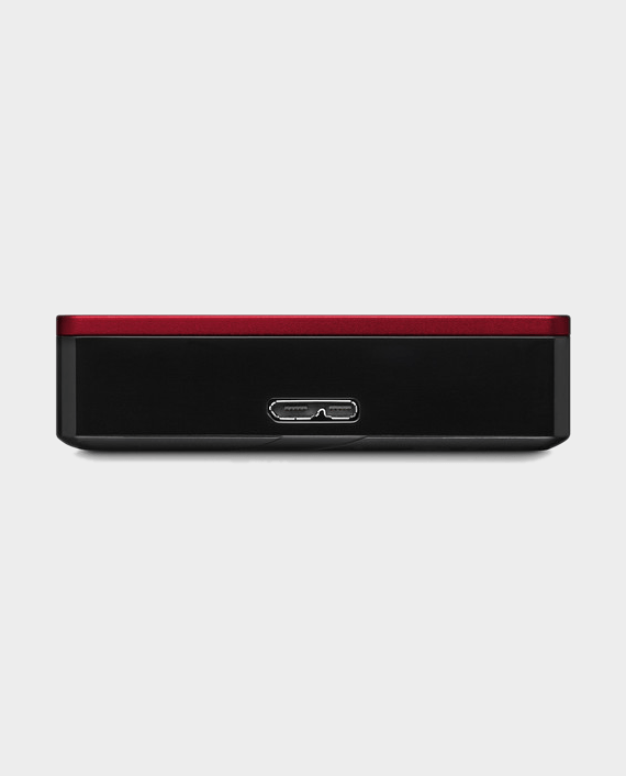 Seagate Backup Plus Portable 5TB External Hard Drive HDD Red