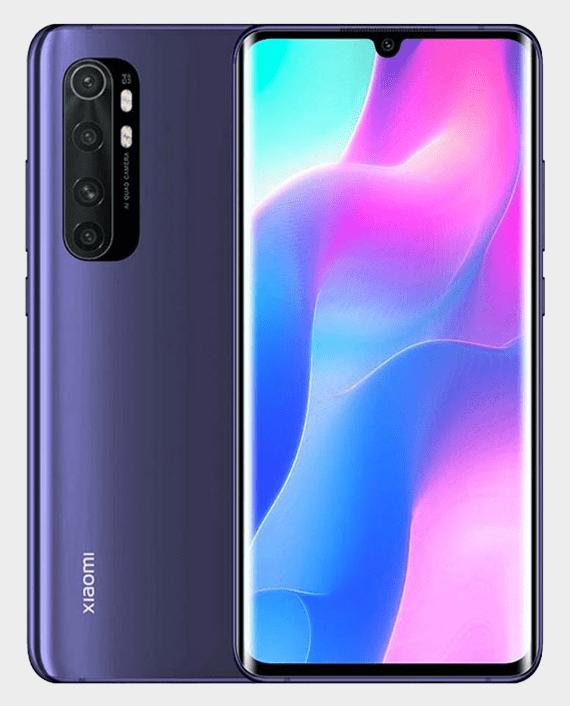 Mi Note 10 Lite Purple 64GB Price in Qatar