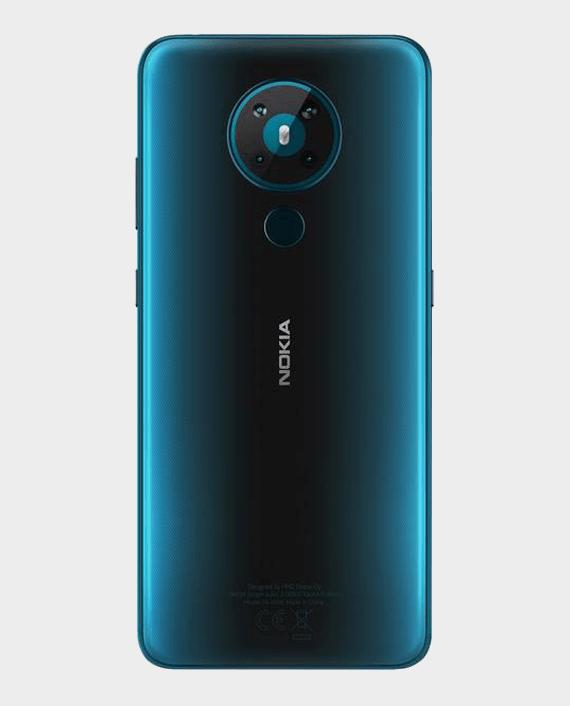 Nokia 5.3 64GB Cyan Price in Qatar