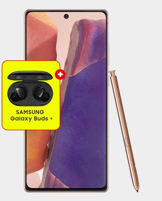 Samsung Galaxy Note 20 in Qatar
