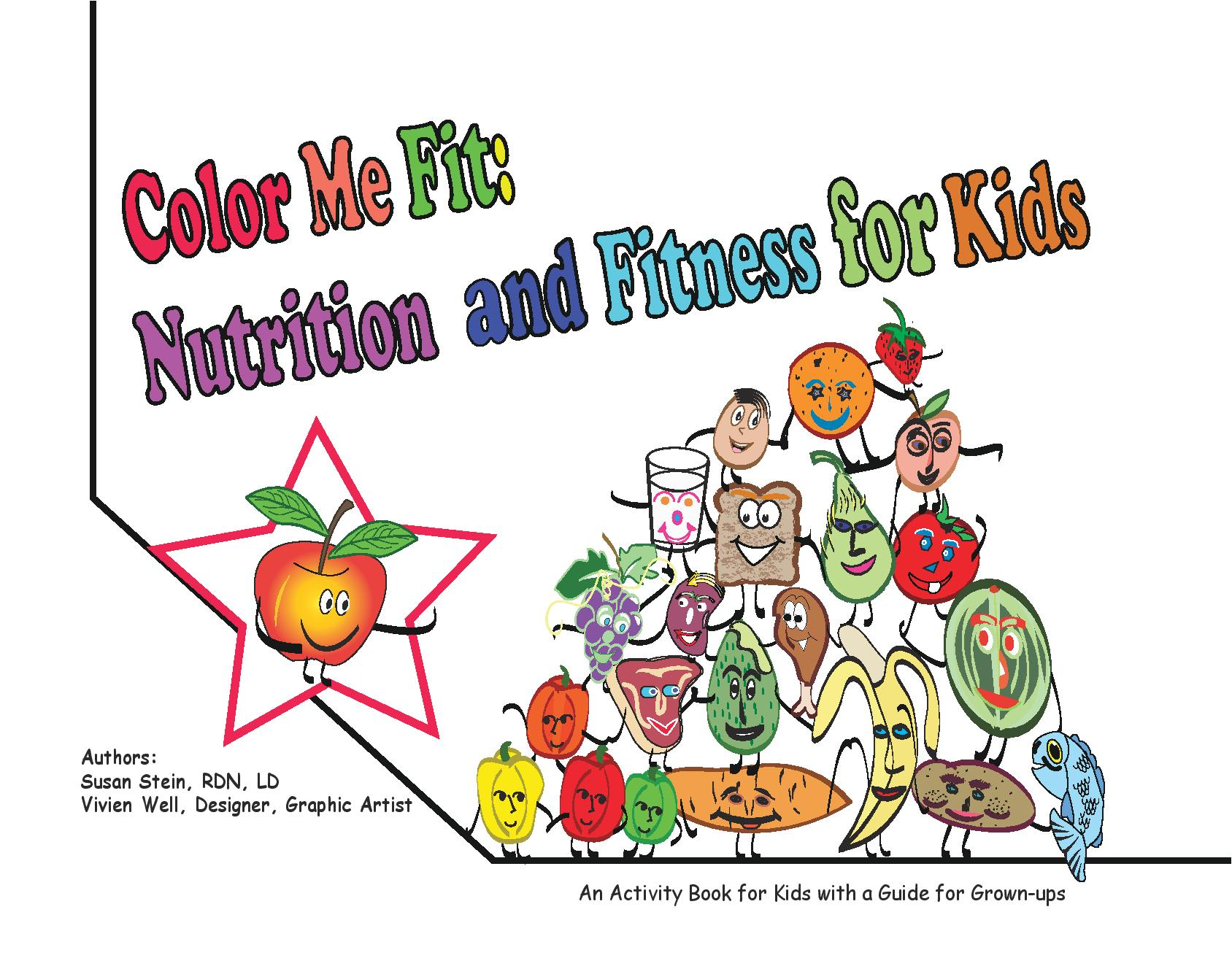 Nutrition And Fitness Health For Kids