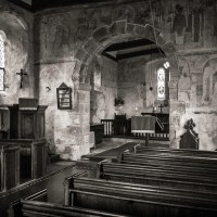 Churches Project no.4 - St Botolph's, Hardham, West Sussex