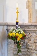 Easter in Fishbourne Church-10