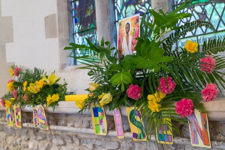 Easter in Fishbourne Church-6