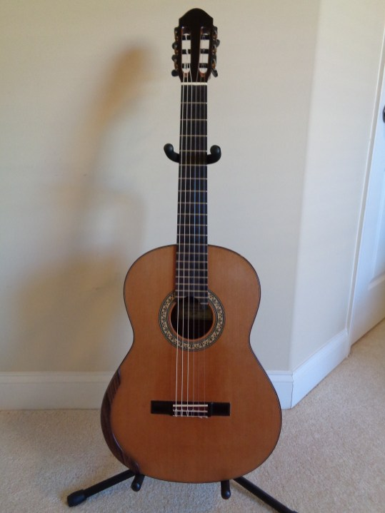Chapman Guitar - Current Alan uses most (Front)