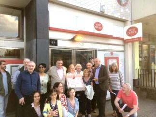 Cake Sydenham PO Consultation 230517 group inc PM 230517