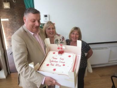 Cake Sydenham PO Consultation 230517