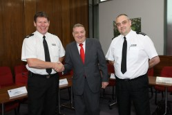 Fire Commander - Lewisham - Martin Corbett AH Fires Safety Gary Price 110717