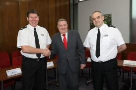 Fire Commander - Lewisham - Martin Corbett AH Fires Safety Gary Price 110717