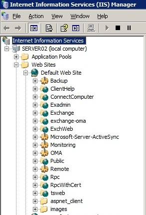 Exchange 2003 and Activesync Configuration and Troubleshooting (3/6)