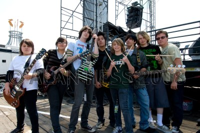 The Hollywood School of Rock