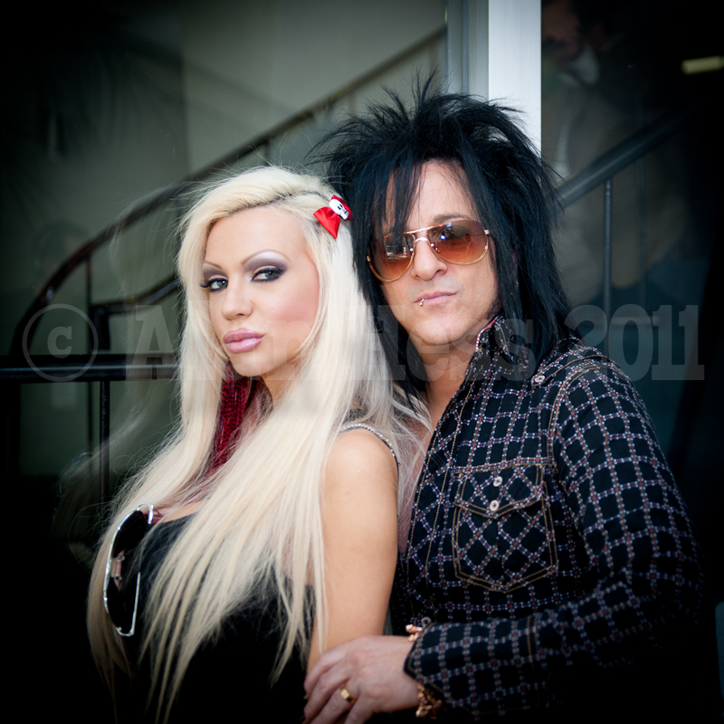 Josie and Steve Stevens