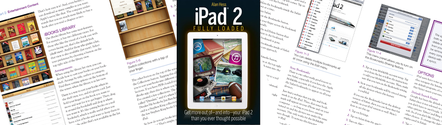 iPad 2 Fully Loaded