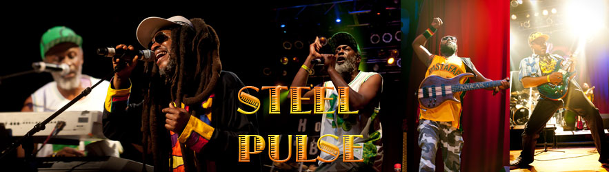 Steel Pulse in Concert
