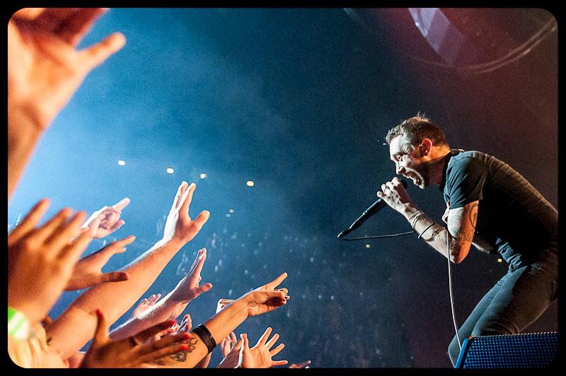 Rise Against – Concert shoot