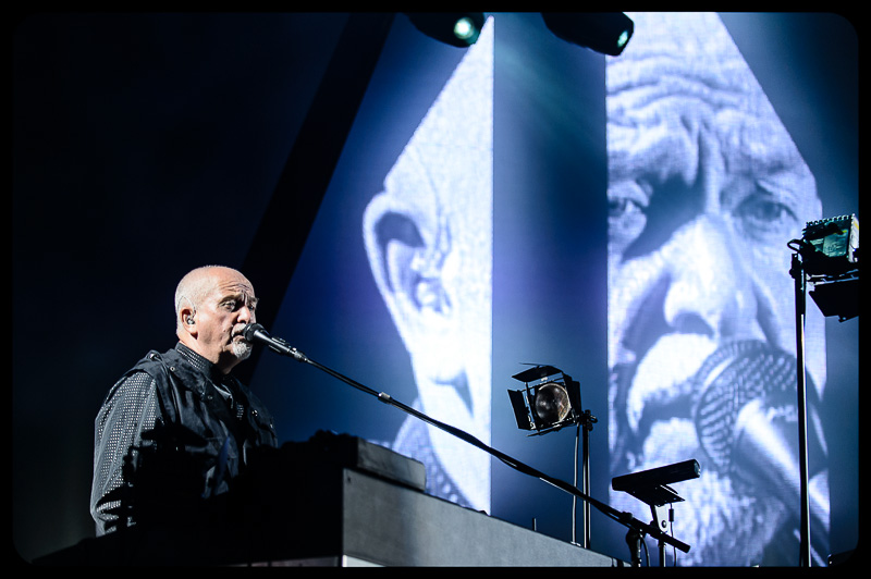 Peter Gabriel – Concert shoot
