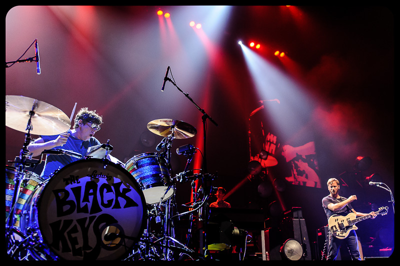 The Black Keys – Concert shoot