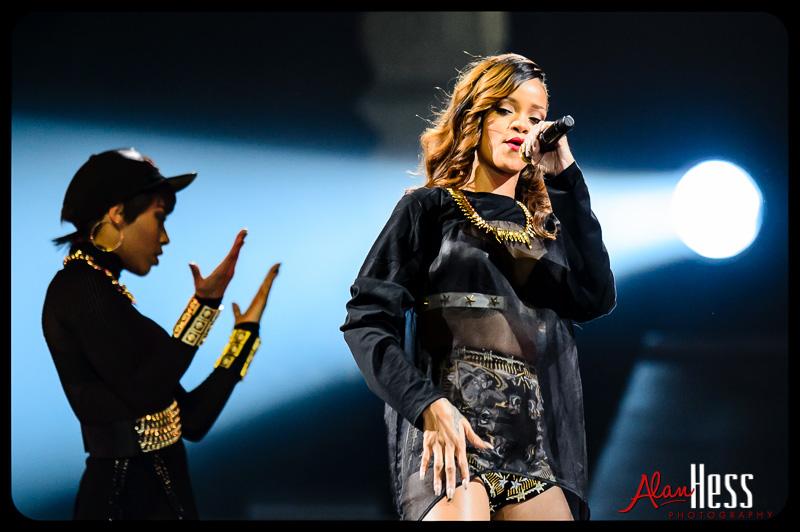 Rihanna / 2013