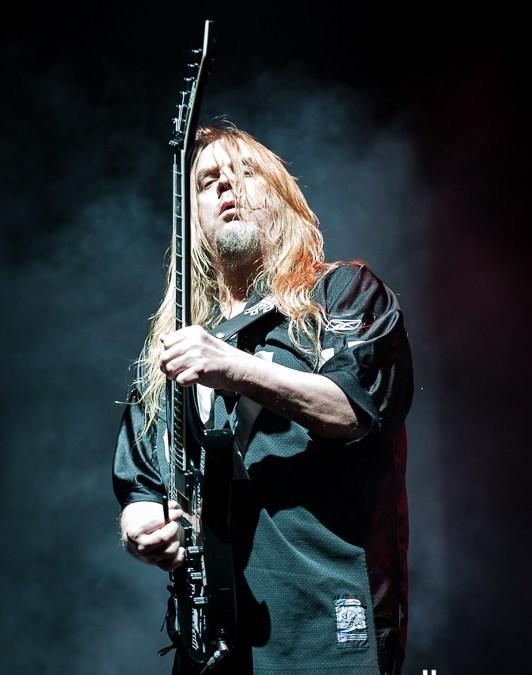 SLAYER guitarist Jeff Hanneman passed away