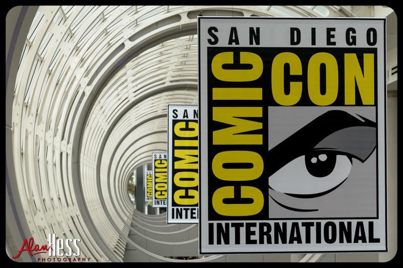 San Diego Comic Con 2013 – part 1