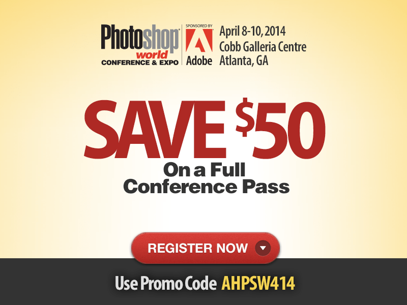Photoshop World – Atlanta 2014