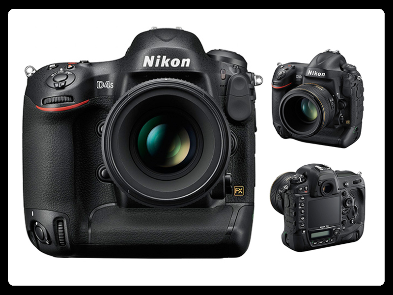 Nikon D4s is now official and available for pre-order