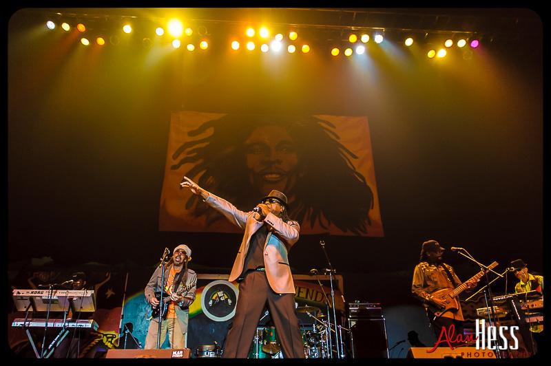 Tribute To The Reggae Legends Festival / 2014