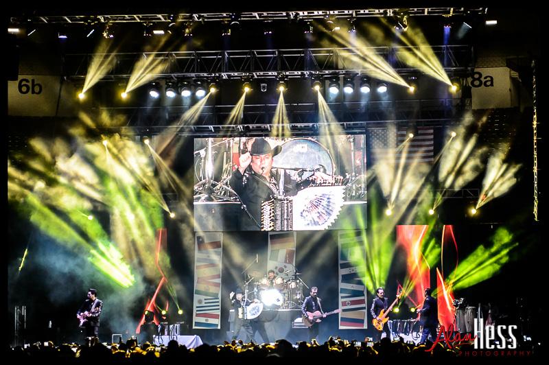 Los Tigres Del Norte – Concert Shoot