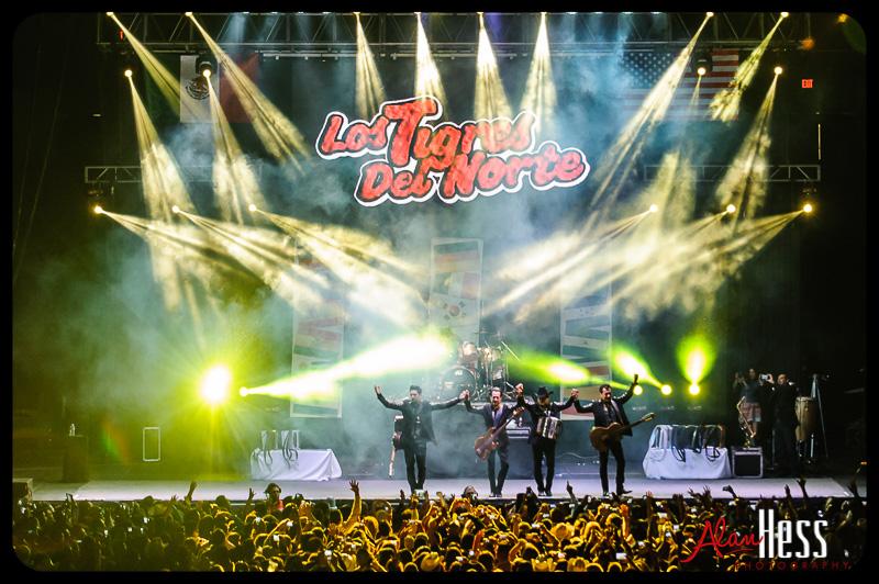 Los Tigres Del Norte  / 2014