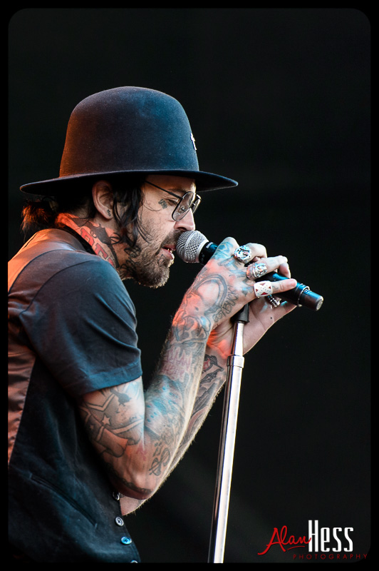 91X X-Fest 2015 featuring Modest Mouse, The Cult and Yelawolf  on June 7, 2015