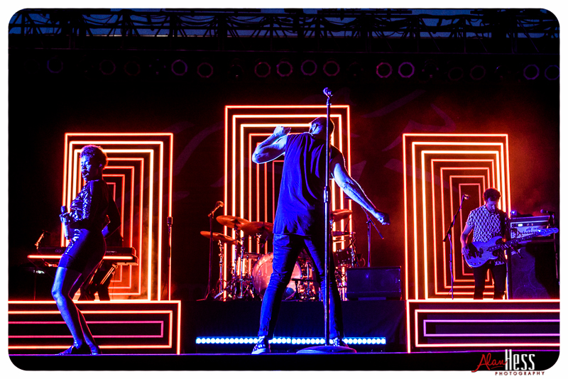 Fitz and the Tantrums – Concert Shoot