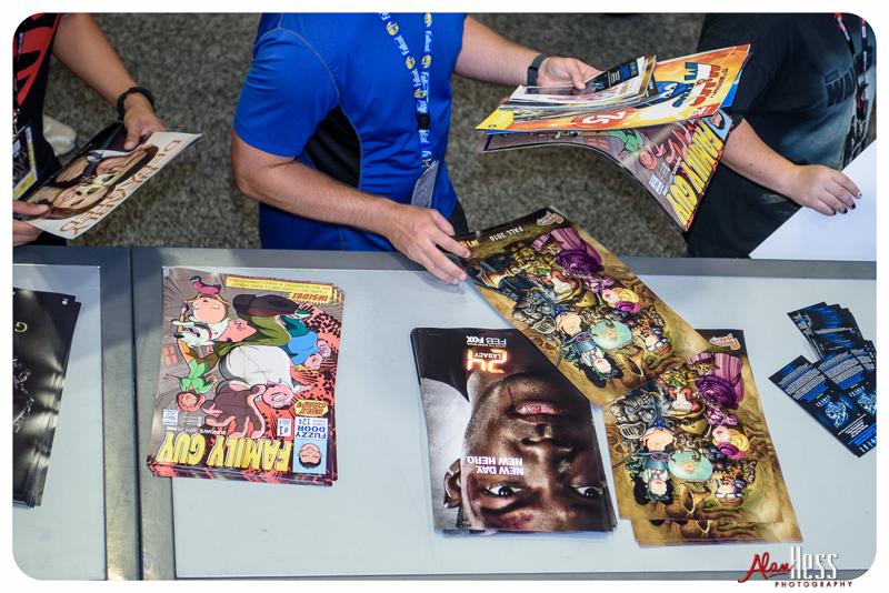San Diego Comic Con International in San Diego, California on July 21-24, 2016 (Photo by Alan Hess)