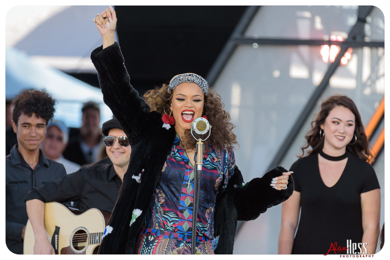 RiseUp As One Concert  at Cross Border Xpress on Saturday, Oct. 15, 2016, in San Diego, Calif. (Photo by Alan Hess/Invision/AP)