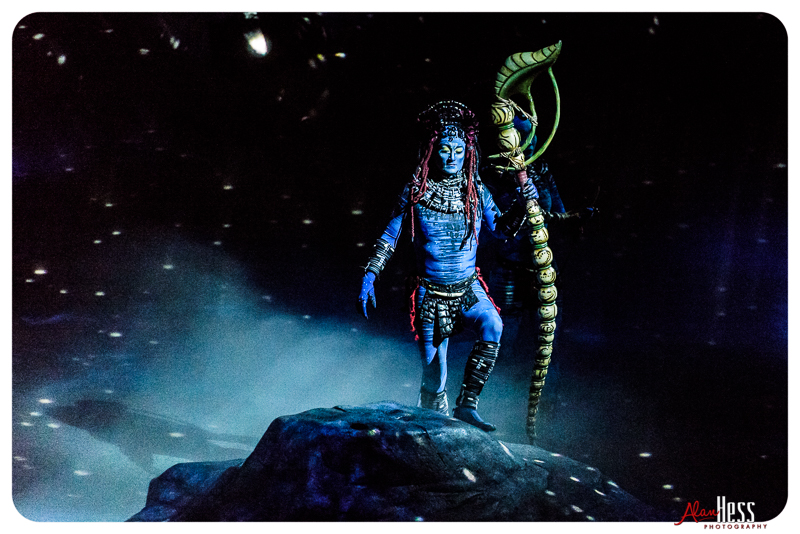 Photographing Cirque du Soleil – Toruk
