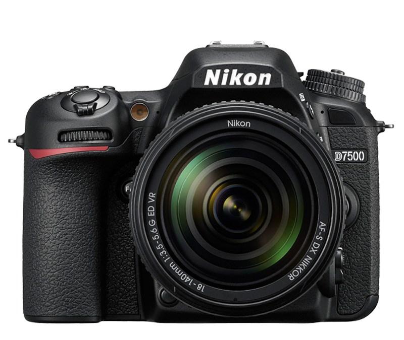 Nikon D7500 – A New DSLR