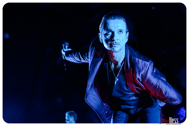 Depeche Mode – Concert Shoot