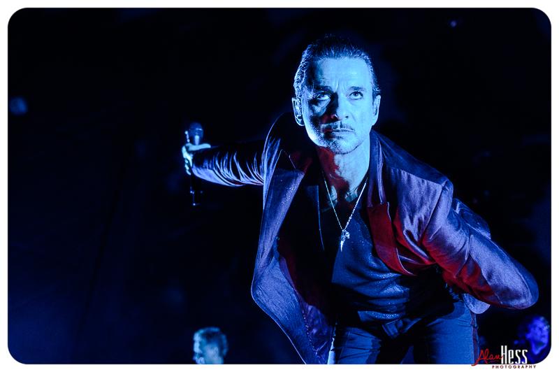 Depeche Mode – Concert Shoot