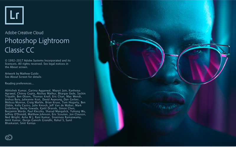 Lightroom, Lightroom Classic, and Lightroom CC