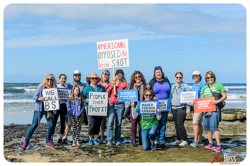 March For Our Lives – Encinitas CA