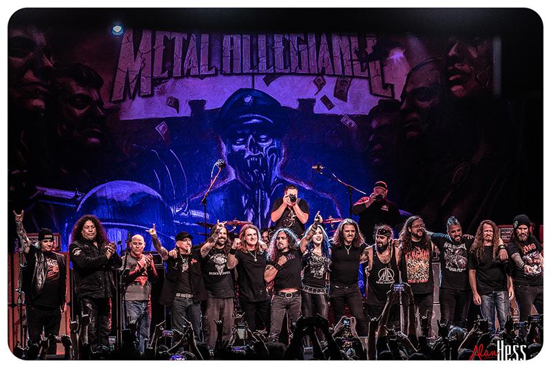 Metal Allegiance – A Gallery