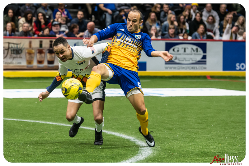The San Diego Sockers, Landon Donovan, and ESPN.