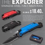 explorer 7-in-1 multi tool