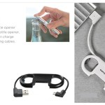bottle opener charging cable