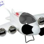 plane USB ports