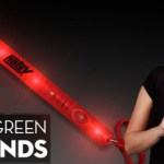LED wands